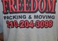 Freedom Packing & Moving - San Antonio, TX