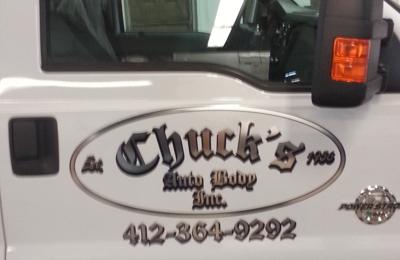 Chucks Auto Body >> Chuck S Auto Body 9455 Perry Hwy Pittsburgh Pa 15237 Yp Com
