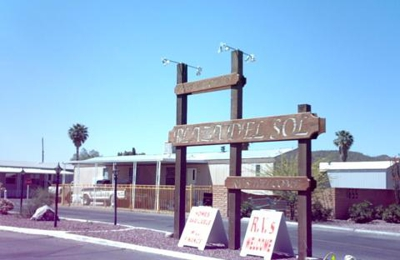 Plaza Del Sol Mobile Home Resort - Tucson, AZ