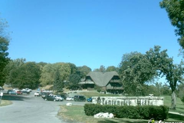 A View In Fontenelle Hills