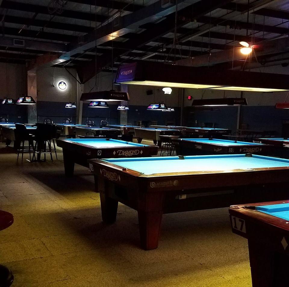 Gradys Billiards S Lake Dr Lexington SC YPcom - Pool table hall near me