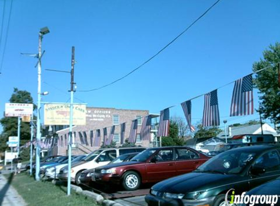 Snyder's Used Cars - Essex, MD