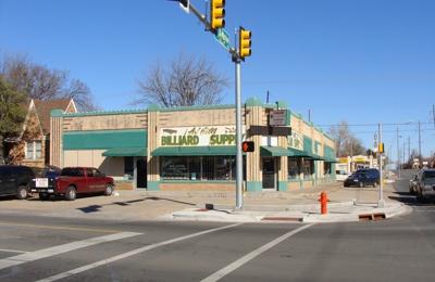 A J Gill Billiard Supply - Oklahoma City, OK