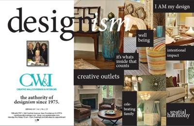 Creative Wallcoverings Interiors New Providence NJ 07974