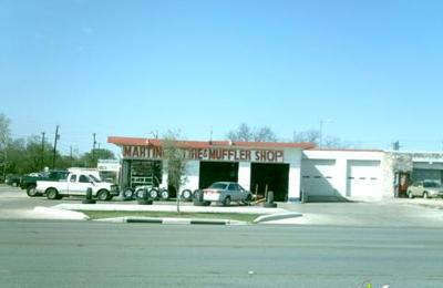 Martinez Tire Shop 305 Pat Booker Rd Universal City Tx 78148 Yp Com