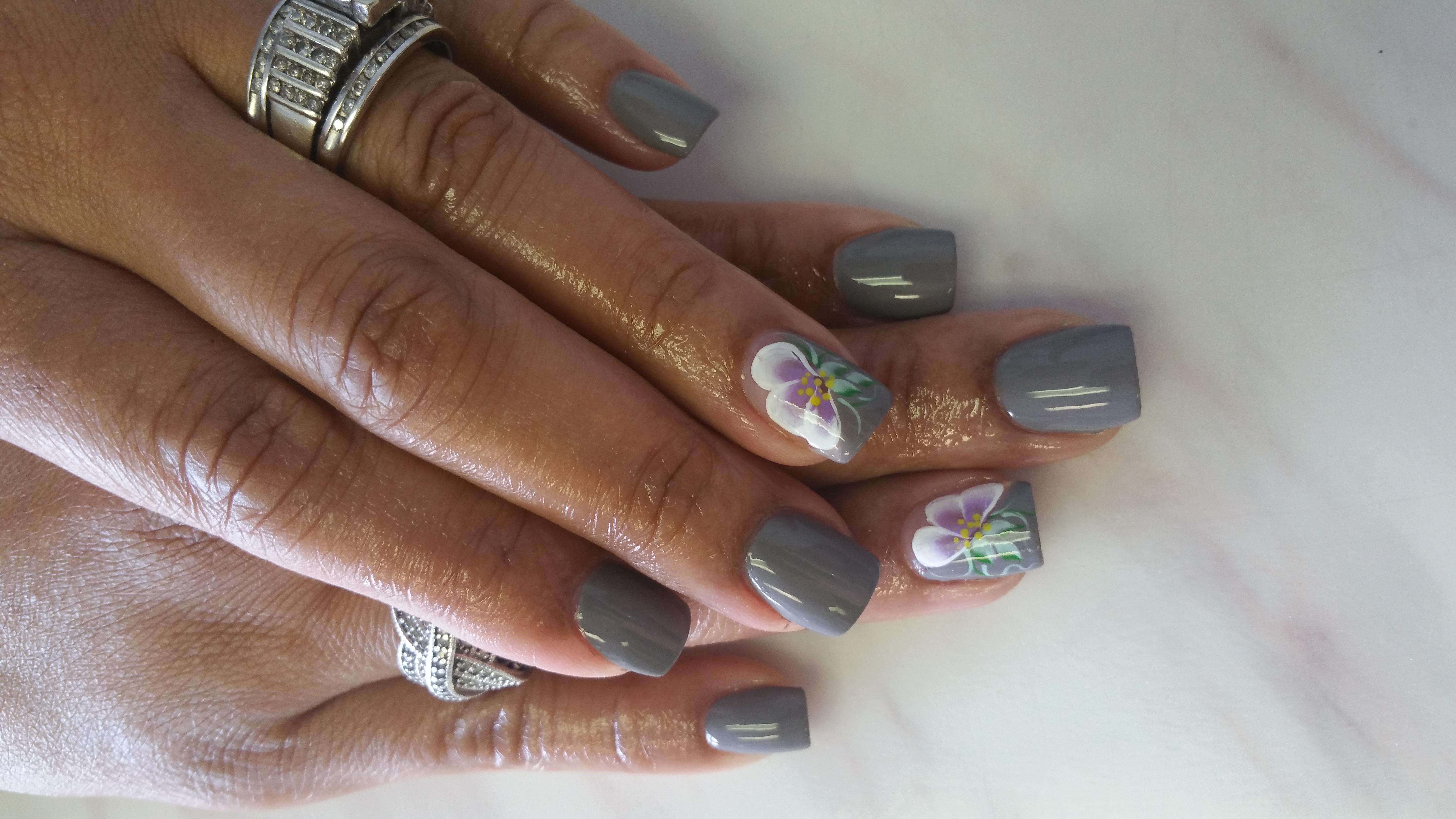 Dianas Professional Nail Care 8131 Parallel Pkwy Kansas City Ks