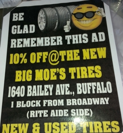 Big Moe's Tires & Auto Repair - Buffalo, NY