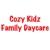 Cozy Kidz Family Daycare