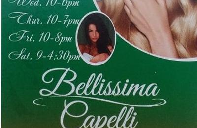 Bellissima Capelli - Branford, CT
