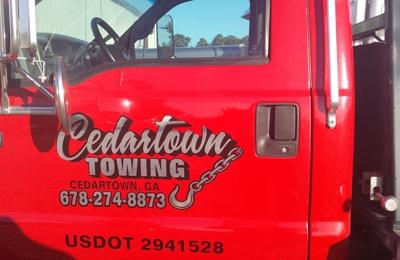 Cedartown Towing 736 East Ave Cedartown Ga 30125 Yp Com