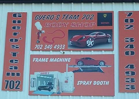 Guero s Team 702 Auto Repair 2110 N Lamb Blvd Ste C Las Vegas NV