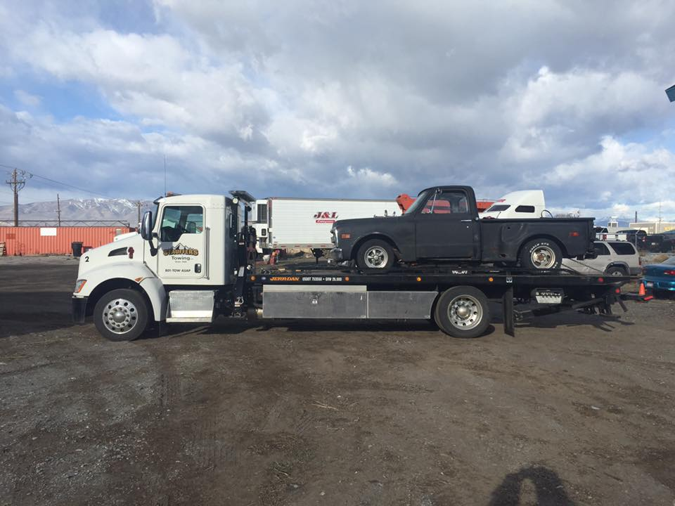 Stauffers Towing And Recovery 1960 Painter Ln Ogden Ut