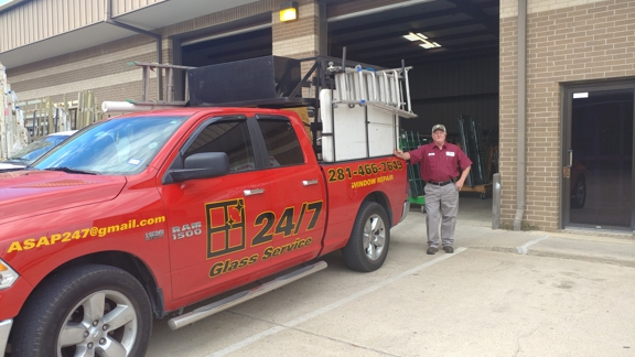 24/7 Glass Service - Richmond, TX. Servicing the area for over 41 years.