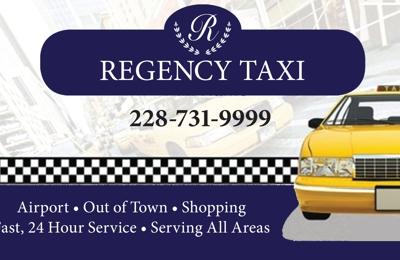 Regency Taxi - D'Iberville, MS