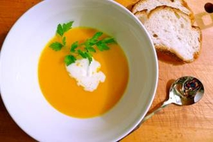 Vegetable Soup Recipe by Matthew Garelick, Executive Chef at New York Central