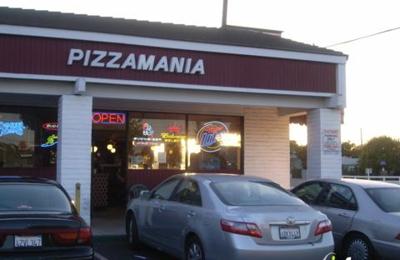 Pizzamania - Long Beach, CA