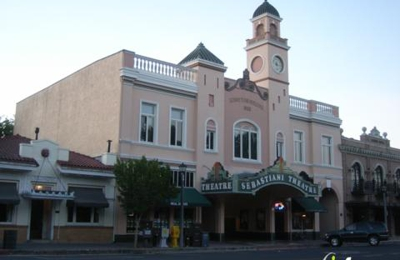 Sebastiani Theatre - Sonoma, CA