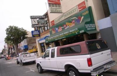 Evergreen Market - San Francisco, CA