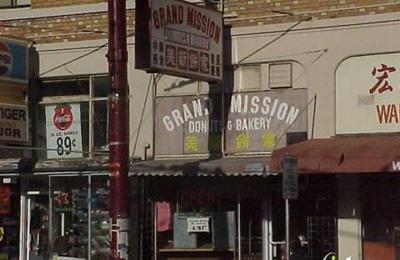 Grand Mission Donuts & Bakery - San Francisco, CA