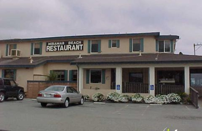 Miramar Beach Restaurant - Half Moon Bay, CA