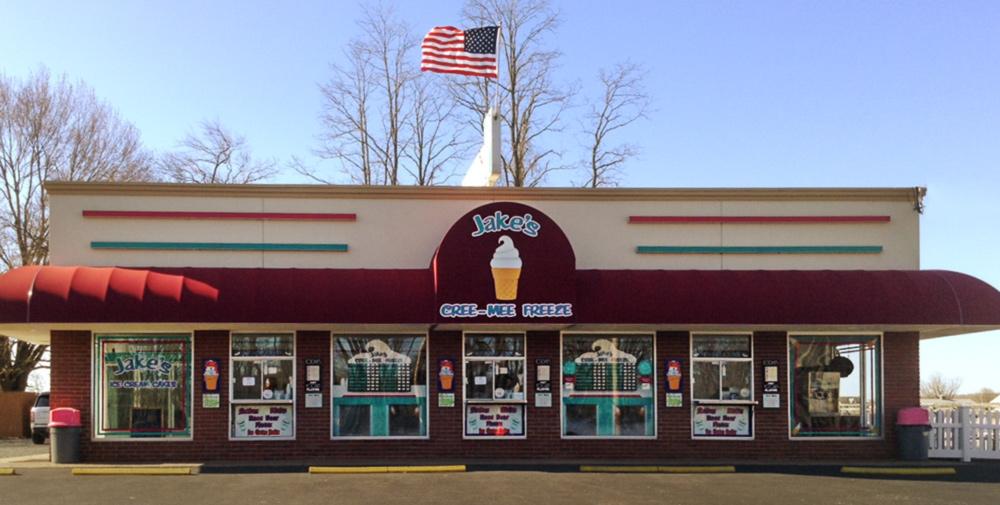 Jake's Cree-Mee Freeze, Manalapan NJ