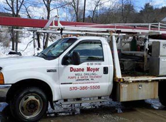 Duane Moyer Well Drilling Inc - Lehighton, PA