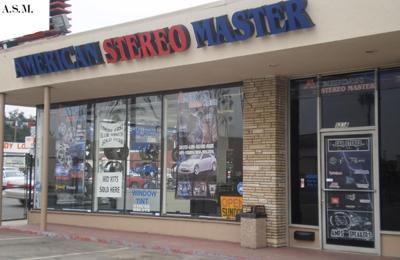 American Stereo Masters - Ontario, CA