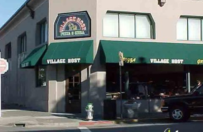 Village Host Pizza - Burlingame, CA