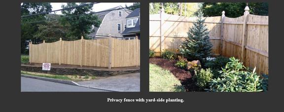 Vitanza Landscapes/Mason Fence Contractors Inc - Stamford, CT
