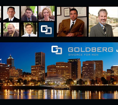 Goldberg Jones -Divorce For Men - Portland, OR