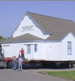 The Sipe Boys House Moving & Demolition