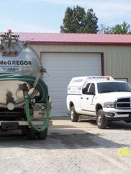Mcgregor's Septic Service