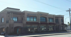 Elwyn - Temple City, CA. Outside with other businesses