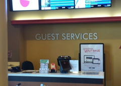 AMC Montebello 10 - Montebello, CA. Any problems or concerns there is the Guest Services Counter.