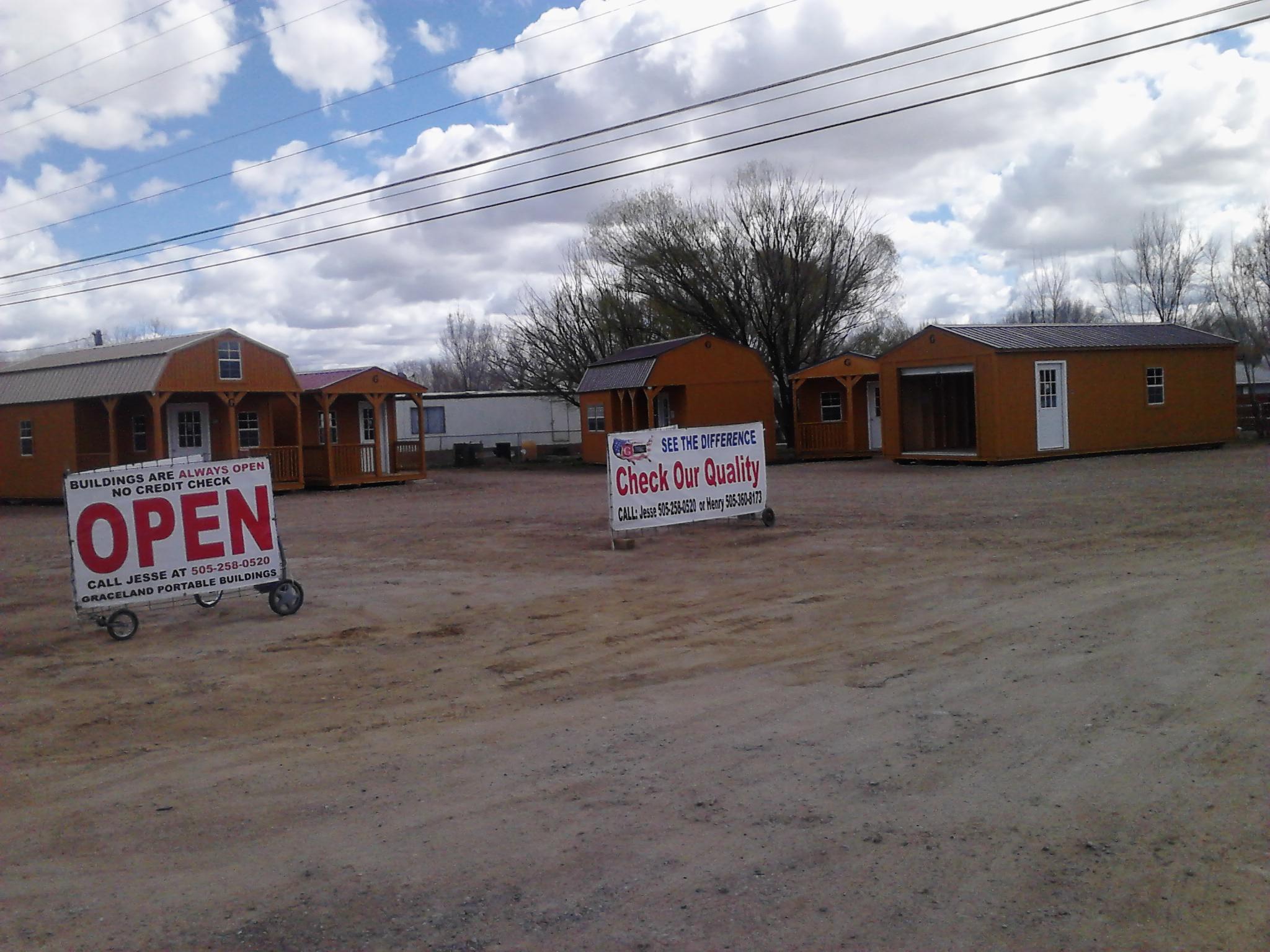 Graceland Portable buildings & Sheds 1029 Nm 516, Aztec, NM