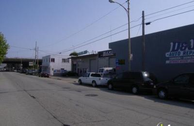 JLK Precision Motor Cycles - San Bruno, CA