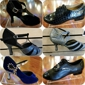 Star Steppers Dance Shoes & Dance Wear - Detroit, MI. We have a large selection of dance shoes for ladies and men. High heels, low heels, Latin, tap and practice shoes. Jazz & Dance sneakers. Clothing apparel & accessories.