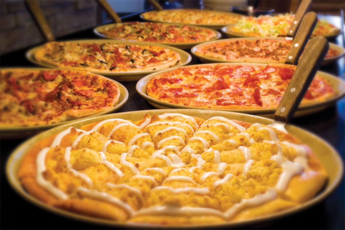 Pizza Ranch, Conrad IA
