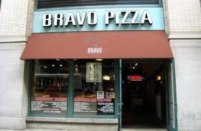 Bravo Pizza - New York, NY