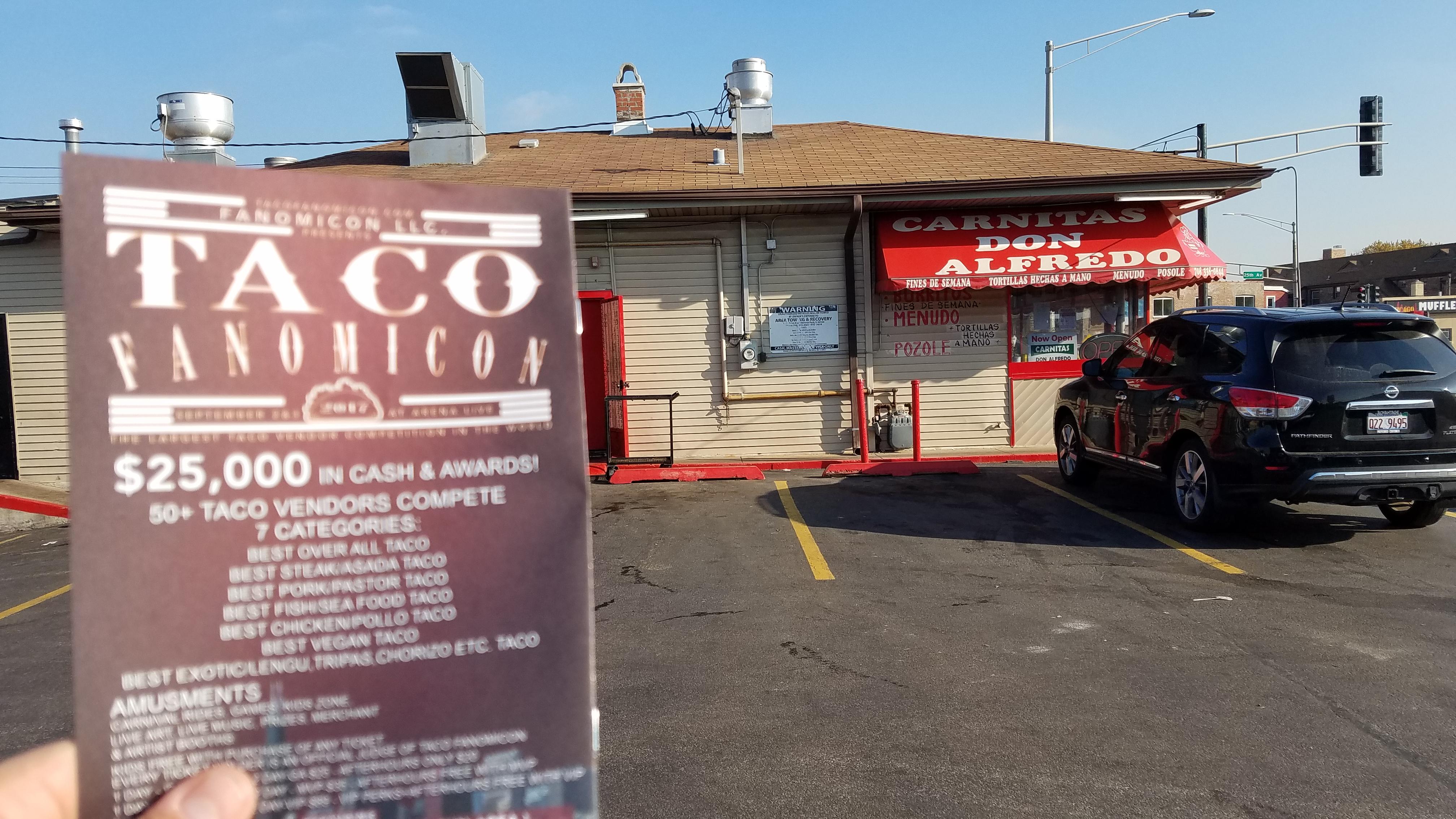 Carnita's & Alfredo, Melrose Park IL