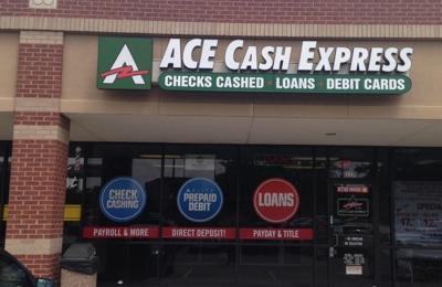 ACE Cash Express - Arlington, TX