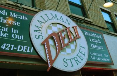 Smallman Street Deli - Pittsburgh, PA