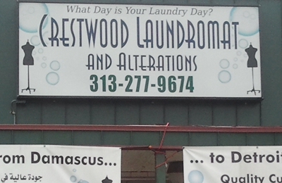 Crestwood Laundromat and Alterations - Dearborn Heights, MI
