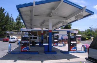 Spirit Gas Station - Martinez, CA