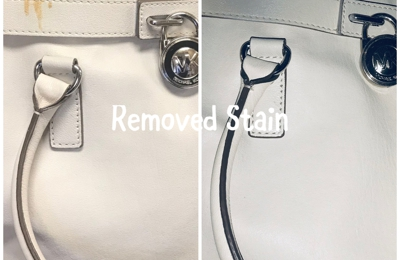 Number One Shoe Repair - Cordova, TN. We remove purse stains.