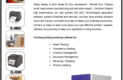 Cheap Barcodes - ADC Technologies