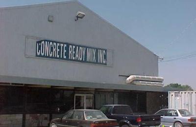 Concrete Ready Mix Inc. - San Jose, CA