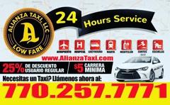 Alianza Taxi LLC