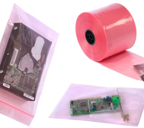 KPR Adcor Inc.. Anti-static and esd packaging in stock.