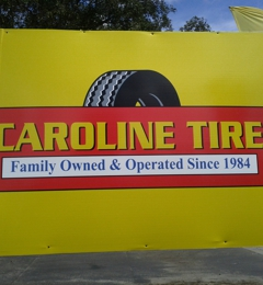Caroline Tire   West Palm Beach, FL